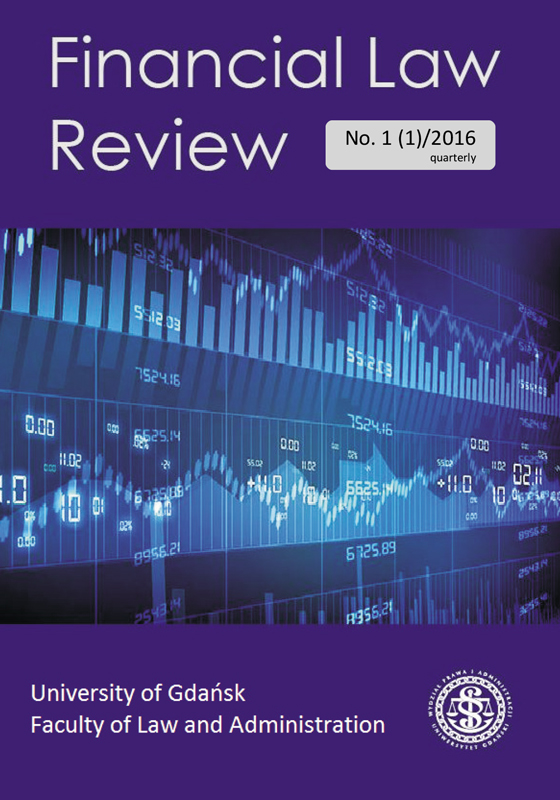Financial Law Review