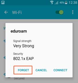 eduroam Android 01