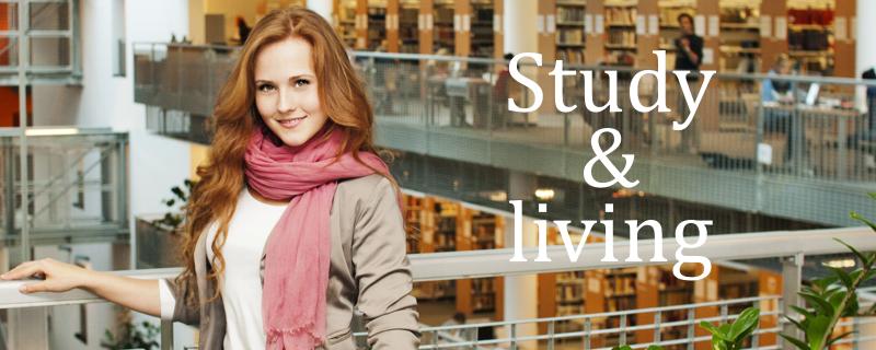 Study & living