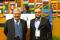 Prof. Kamil Zeidler with ICCROM Director-General Stefano De Caro