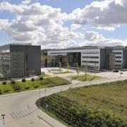 Budynek Wydziału Chemii