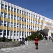 Budynek Wydziału Ekonomicznego
