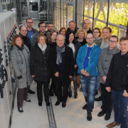 Partners of the InnoAquaTech project at the Department of Aquaculture of the University of Rostock