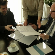 a cooperation agreement  1