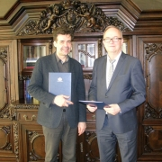 a cooperation agreement  2