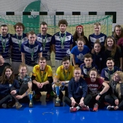 The AZS of the University of Gdańsk reached the finals of the Men's Futsal Academic Championships of Poland 3