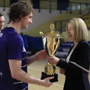 The AZS of the University of Gdańsk reached the finals of the Men's Futsal Academic Championships of Poland 2