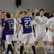 The AZS of the University of Gdańsk reached the finals of the Men's Futsal Academic Championships of Poland 1