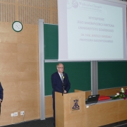Celebrating 25 years of the UG's Faculty of Chemistry 6
