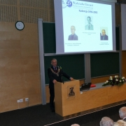 Celebrating 25 years of the UG's Faculty of Chemistry 8