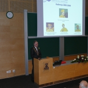 Celebrating 25 years of the UG's Faculty of Chemistry 9