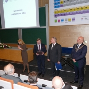 Celebrating 25 years of the UG's Faculty of Chemistry 16