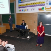 Celebrating 25 years of the UG's Faculty of Chemistry 17