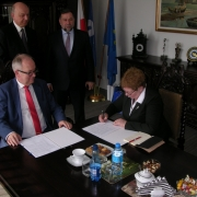 Agreement between the UG and the Ivan Franko National University of Lviv 1