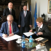 Agreement between the UG and the Ivan Franko National University of Lviv 2