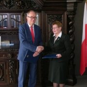 Agreement between the UG and the Ivan Franko National University of Lviv 3