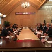 Visit of University of Gdańsk delegation to China 1