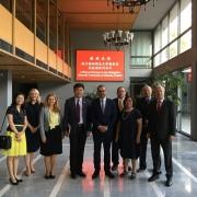 Visit of University of Gdańsk delegation to China 2