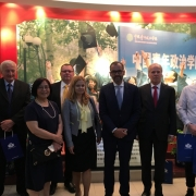 Visit of University of Gdańsk delegation to China 3
