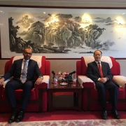 Visit of University of Gdańsk delegation to China 4