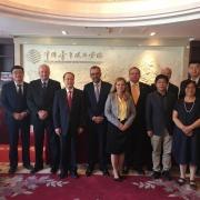 Visit of University of Gdańsk delegation to China 6
