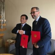 Visit of University of Gdańsk delegation to China 8