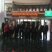 Visit of University of Gdańsk delegation to China 9