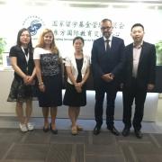 Visit of University of Gdańsk delegation to China 10