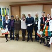 UG's Jantar Song and Dance Ensemble in Brazil 5