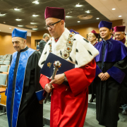 University of Gdańsk honorary doctorate for Professor Lech Garlicki 1