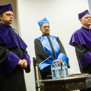 University of Gdańsk honorary doctorate for Professor Lech Garlicki 2