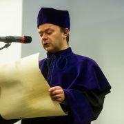 University of Gdańsk honorary doctorate for Professor Lech Garlicki 13