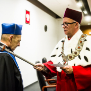 University of Gdańsk honorary doctorate for Professor Lech Garlicki 14