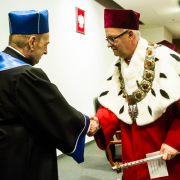 University of Gdańsk honorary doctorate for Professor Lech Garlicki 15