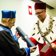 University of Gdańsk honorary doctorate for Professor Lech Garlicki 16