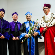 University of Gdańsk honorary doctorate for Professor Lech Garlicki 17