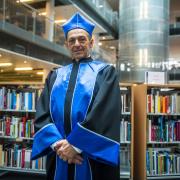 University of Gdańsk honorary doctorate for Professor Lech Garlicki 22