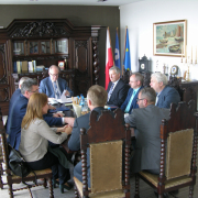 Cooperation agreement between the University of Gdańsk and the Belarusian State University in Minsk 1