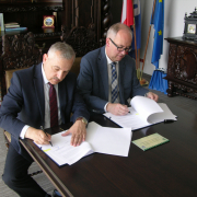 Cooperation agreement between the University of Gdańsk and the Belarusian State University in Minsk 2
