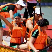 Dragon Boat Competition 1
