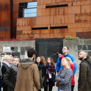 UG foreign students discover the city and the region 1