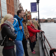 UG foreign students discover the city and the region 2