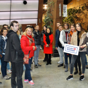 UG foreign students discover the city and the region 3