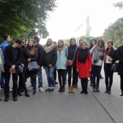 UG foreign students discover the city and the region 5