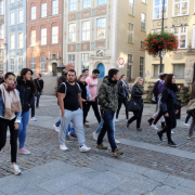 UG foreign students discover the city and the region 6