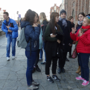 UG foreign students discover the city and the region 7