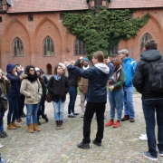 UG foreign students discover the city and the region 9