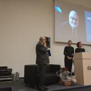 Prof. Wojciech Kubiński's Anniversary  2