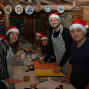Christmas Eve for Foreign Exchange Students 36