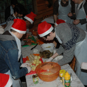 Christmas Eve for Foreign Exchange Students 34